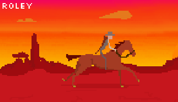 Red Dead Redemption 2 Pixel Art