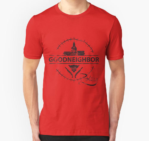 Goodneighbor shirt