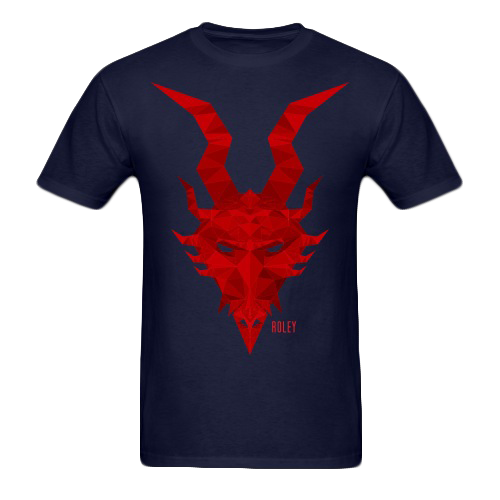 Red dragon shirt