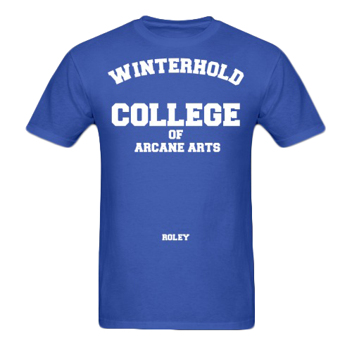 Winterhold College Shirt